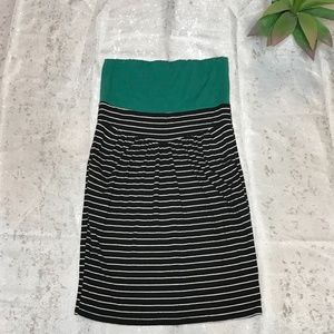 FIGHTING EEL DRESS WITH POCKETS - SIZE M
